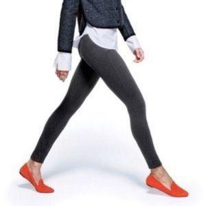 J CREW Pixie Pant Charcoal Gray Ponte Legging Pant
